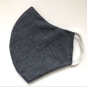 Accessories - 25% OFF 2/MORE Grey Face Mask OSFM Cotton Unisex